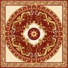 Tegel 1200X1200mm van de Vloer van het Kristal van het Tapijt van het Patroon van de bloem Tegel Opgepoetste Ceramische (BMP01)