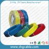 Cavo flessibile isolato della gomma di silicone di Ygz Ygc di alta qualità