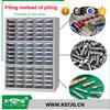 Gabinete de armazenamento do gabinete das peças sobresselentes da oficina das gavetas da alta qualidade 75 de Tjg-/componente eletrônico/ficheiro