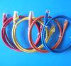 Les paires du chat 6A 26AWG 4 Twisterd de haute performance ont amorcé le câble de cordon de connexion de 1m SSTP