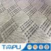 95% Poly 5% Algodón Tejido Jacquard tejido de punto