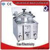 Levage automatique de panier de la friteuse Mdxz-16 profonde, friteuse de pression de Kfc, machine utilisée de filtre de friteuse