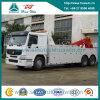 Sinotruk HOWO 6X4 20t 구조차 트럭 견인 트럭