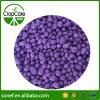 Cor roxa do estado NPK 20-10-10 granulado composto do fertilizante