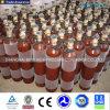 Cilindro de gás do acetileno de Wholesale10L com aprovaçã0 de ISO/En/Ce/Tped