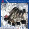 ASTM A554 TP304L poetste de Roestvrije Vierkante Pijp van het Staal op