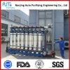 Sistema de tratamiento industrial de la ultrafiltración del agua