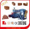 Machine de fabrication de brique allumée d'argile avec la machine de fabrication de brique automatique d'argile