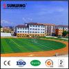 Césped artificial profesional para el campo de fútbol