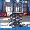 Table élévatrice hydraulique de ciseaux avec du CE