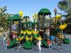 Campo de jogos ao ar livre das crianças temáticos da floresta de tamanho médio de Kaiqi - disponível em muitas cores (KQ50040A)