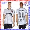 2015 neuer kundenspezifischer unbelegter Fußball Jersey/Fußball-konstantes Fußball-Hemd