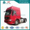 Sinotruk HOWO 4X2 트랙터 트럭 420HP 힘 트랙터 모터 트랙터