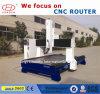 CNC de Machine 2030 van de Router Servo met de Lijst van de t- Groef