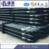 Tubo de perforación de pozos de petróleo el tubo de acero del tubo de acero sólido