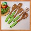 Cuillère de cuisine en bambou antidérapante