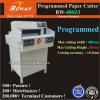 Machine de découpage de papier électrique de coupeur de massicot de contrôle de programme de Boway 480mm A3 A4