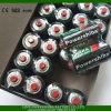 R20 batteria asciutta resistente supplementare dello zinco del carbonio di formato D