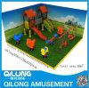 Slide Swing Equipment (QL-150529C)の屋外のPlayground