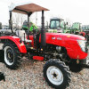 L'agriculture tracteur avec chargeur frontal 25HP 30HP 45HP