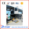 セリウムの電気及び油圧車椅子用段差解消機(T-1600)