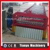 Rullo d'acciaio delle mattonelle di tetto del metallo di Gavanized di colore che forma macchina