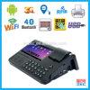 Terminal de point de vente au détail avec imprimante de reçus Lecteur de carte à puce GSM et NFC Reader