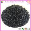 Masse de carbone noir avec des granules de LDPE