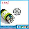 alambre eléctrico/eléctrico del PVC de 10mm-300m m de CCA/Aluminum del enrollamiento