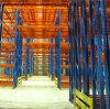 Duplo seletivo industriais rack de depósito de profundidade