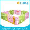 Box van de Baby van de Omheining van de Baby van de Omheining van het Spel van de Kinderen van de Omheining van de Werf van het Spel van jonge geitjes de Plastic Plastic fq-RF03