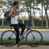 工場価格の中国の工場内部の3速度700cの道はアルミニウムAlloy6061フレームのシャフトドライブの自転車を自転車に乗る