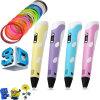 De Ce Goedgekeurde Pen van de Tekening van het Stuk speelgoed DIY van de Prijs van de Fabriek van China Beste 3D 3D voor Jonge geitjes
