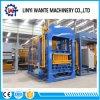 Block-/Betonstein-Maschine der heißer Verkaufs-hydraulische automatische Höhlung-Qt6-15