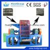 Gomma residua che ricicla macchina per la tagliuzzatrice del pneumatico di gomma della polvere