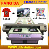Imprimante de colorant de Digitals pour l'impression de tissus de coton