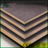 Los materiales de construcción de la película Antideslizante frente marítimo de contrachapado de madera contrachapada