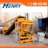 Machine de fabrication de brique de verrouillage de Lego d'argile hydraulique automatique de la saleté Hr2-10 dans le prix