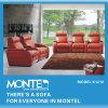 Sofá moderno mobiliário de sala de Design Sofá para venda