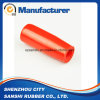 Soem-kundenspezifische Gummibakelit PA-Nylon-ABS Plastikgriff-Hülse