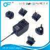 UL, Ce, GS, adaptadores permutables de la potencia del enchufe de la conmutación del adaptador de los enchufes AC/DC del alcance 36W 12V 3A 18V 2A de los CB de SAA
