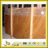 Galette de marbre en bois de teck chinois de Yello pour la partie supérieure du comptoir/dessus de vanité