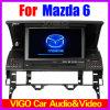 7 '' HD Auto-DVD-Spieler GPS-Navigation Bluetooth für Limousine Mazda-6/Sport/Lastwagen (VMZ7026)