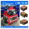Máquina de fatura de tijolo portátil de bloqueio da maquinaria do cimento do tijolo de Hr1-20 Hydraform