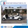 6 places à quatre roues chariot de golf électrique Batterie rechargeable