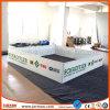 Obvio popular plaza de la impresión digital Banner de techo