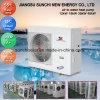 3kw 5kw 7kw 9kw de Verwarmer van het Water van de Warmtepomp van de Lucht van Airto
