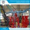 La ligne de production de peinture pour châssis de véhicule électrique 5
