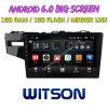 Witson gran pantalla de 10,2 de Android 6.0 alquiler de DVD para Honda Fit Jazz Controlador izquierdo