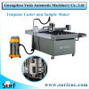Cortadora automática del modelo del CNC del socio de la máquina de coser